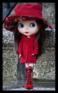 Rosie Red (RR), BL-3