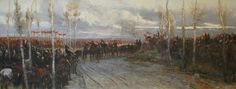 Revue de Châlons, 9 octobre 1896 Western World, French Army, Artist, Painting, Artists, Painting Art, Paintings, Painted Canvas, Drawings