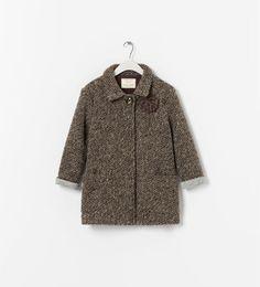 Anne-  Coats - Girls - Kids   ZARA United States