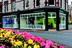 Our new office in Penrith - Cumbrian Properties. Much bigger and better than previously, huge improvement! Penrith, Big