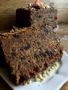 Cake Recipes, Dessert Recipes, Desserts, Best Banana Bread, Pan Dulce, No Bake Cake, Sweet Treats, Bakery, Yummy Food