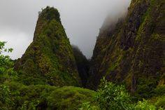 Iao Needle by Brian Behling, Maui, via 500px