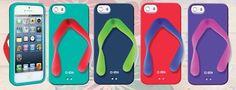 Cover Tropical per iPhone 5. La cover più estiva di SBS. Tropical è una cover ideale per calzare il tuo iPhone 5 con una vera infradito, dalle tonalità accese e coloratissime. http://www.sbsmobile.it/search.htm?str_src=tropical