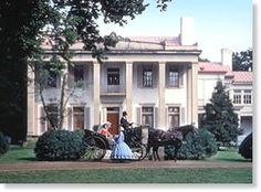 "The Belle Meade Plantation. The ""Queen of Tennessee Plantations""."
