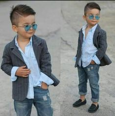 Best 21 little boy haircuts - new hairstyle for boys Trendy Boy Outfits, Outfits Niños, Little Boy Outfits, Cute Outfits For Kids, Baby Boy Outfits, Little Boy Haircuts, Toddler Boy Haircuts, Baby Boy Swag, Baby Boy Dress
