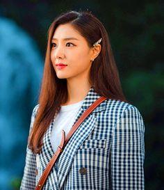 Crash Landing on You Seo Ji-hye Inspired Hair Clip 002 - So Not Size Zero Hyun Seo, Seo Ji Hye, Jung Hyun, Kim Jung, Korean Actresses, Korean Actors, Actors & Actresses, People Need The Lord, Korean Accessories