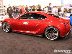 The New Beast on the block : Scion FRS