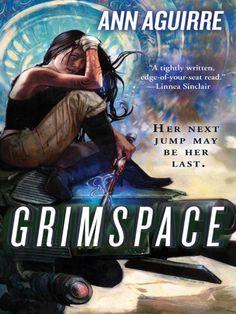 #Books #SciFiRomance   Grimspace (Sirantha Jax Book 1), by Ann Aguirre