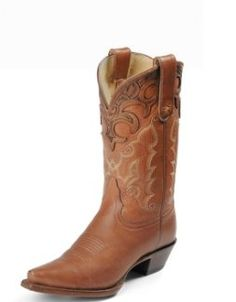 Cowgirl boots!