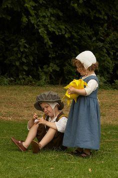 Tudor Tots, Kentwell 1578
