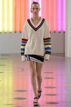 TheTennis Sweater, Then and Now — Vogue. Preen
