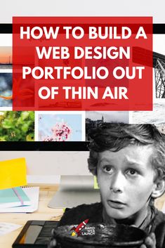 How to Build a Web Design Portfolio Out of Thin Air - A great web design portfolio is an essential asset for all web designers. But how can you build a p - The Effective Pictures We Offer You About Web Design shop A Web Design Jobs, News Web Design, Design Services, Portfolio Web Design, Portfolio Website, Blog Images, My Images, Small Business Entrepreneurship, Build Your Own Website