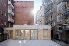 Neues Leben für Ruine - Transformation Schlosserhof in Stuttgart von InteriorPark