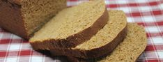 Rye has many health benefits, and rye bread has a wonderful flavor – especially when it's paired with cheese! This recipe is whole grain - no white Bread Machine Rye Bread Recipe, Rye Bread Recipes, Pan Bread, Bread Baking, Baking Recipes, How To Thicken Soup, Whole Wheat Bread, Warm Food