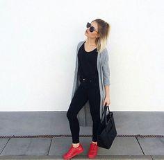 Adidas Originals Superstar Supercolor sneakers #look @Chelsea_xoxo