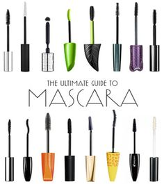 Best Mascara For Lush Lashes - Daily Makeover