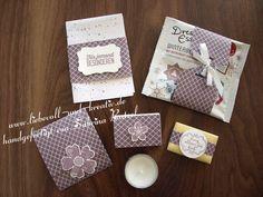 Stampin'Up Geschenk Verpackung Wellness in der Tüte