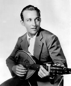 It can't be a white Christmas without some Bing Crosby :)