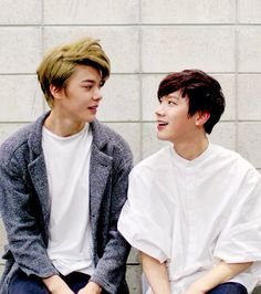 Hansol and Ten #SMROOKIES || for more kpop, follow @helloexo
