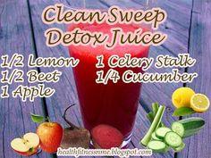 Detox juice