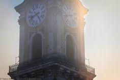 Roman Catholic co-cathedral (Old Church), Kecskemet, Hungary / A kecskméti Nagytemplom (Öreg templom) Hungary, Big Ben, Christianity, Catholic, Building, Travel, Beautiful, Viajes, Buildings