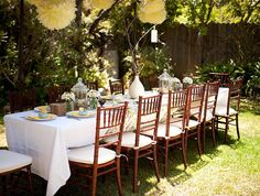 Day to Day Wonderments: bird themed baby shower