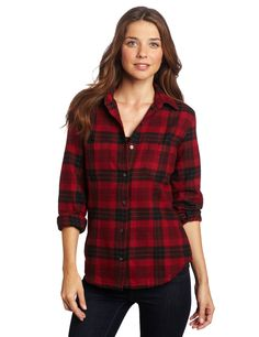 Amazon.com: Woolrich Women's Pemberton Shirt