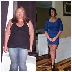 """103 Pounds Lost: """"Gotta get it right!""""  Read her before and after weight loss story..."""