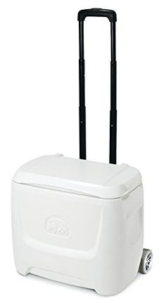 "Camping Kitchen :""Igloo Marine Breeze Roller Cooler - 28-Quart : White- "" -- To view further, visit now : Camping Kitchen"