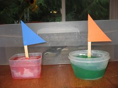 "ice boats for ""My Blue Boat"""