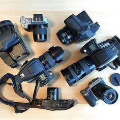 """""""I don't need any more camera gear. collection by Tag a friend who will be shocked to see this Home Studio Photography, Photography Gear, Photography Business, Best Dslr, Best Camera, Medium Format Photography, Cinema Camera, Camera Equipment, Photography Challenge"""