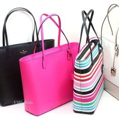 30c6bdb47e5c New-Kate-Spade-Beech-Street-Karla-Tote-Handbag-Purse
