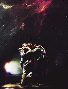 Coldplay huddle - massive love for them!