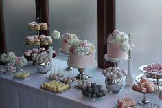 Wedding Dessert Table | The Cake Box