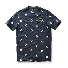 RAW for the Oceans - Occotis Polka-Dot Tee #rawfortheoceans #AW15