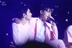 Meanie couple in the shining diamond concert 30-7-16 XD  Credit to the owner
