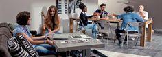 Tavoli trasformabili e allungabili, sedie moderne, sgabelli design, consolle allungabili, complementi arredo moderni
