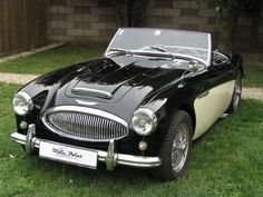 1960 Austin-Healey, 3000 MK I Maintenance/restoration of old/vintage vehicles: the material for new cogs/casters/gears/pads could be cast polyamide which I (Cast polyamide) can produce. My contact: tatjana.alic@windowslive.com