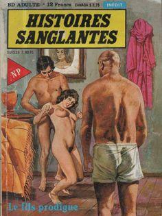 Grande Image de la Couverture Histoires Sanglantes N° 10