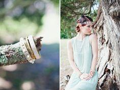 Great Gatsby Style / Flora + Fauna Photography