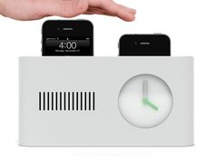 Day Maker : the Charging iPhone Alarm Toaster by Habitco — Kickstarter