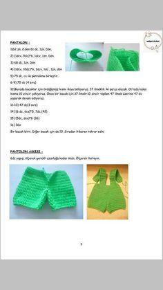 PALYAÇO Crochet Disney, Doll Clothes, Free Pattern, Crochet Patterns, Crochet Hats, Diy, Dolls, Nova, Crochet Dolls