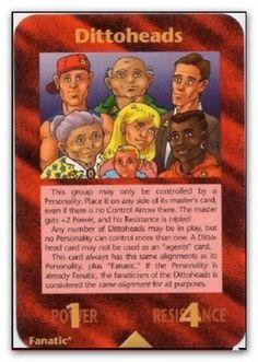 Illuminati Card Dittoheads