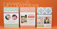 letterpress option at Millers