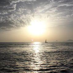Goodbye #ibiza #nofilter #bestof #vacation #summer2016 #balearicislands #formentera #sunset #sea #landscapeporn