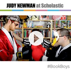 Have you met the Book Boys? Watch the video to find out what they think about Jerry Pallotta's monumental series WHO WOULD WIN? #kidlit #video #JNBlog #BookBoys