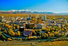 Anchorage has become the gateway to the Arctic--a springboard for all kinds of Alaskan adventures and was included on our Alaska Highway road trip itinerary.
