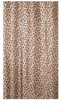 Cheetah, Curtains, Shower, Prints, Rain Shower Heads, Blinds, Draping, Cheetahs, Window Scarf