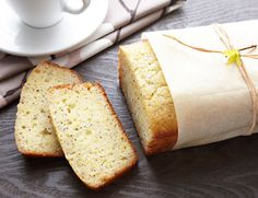 This cake-like quick bread gets its moist tang from a brush of sugary lemon syrup, while poppy seeds add delicate crunch. Entertaining a crowd? Bake into muffins (18-20 minutes per batch) and freeze extras for grab-and-go snackin