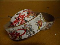 Ed Hardy (by Christian Audigier) leather belt (112 cm) http://auction.catawiki.com/kavels/418179-ed-hardy-lederen-riem